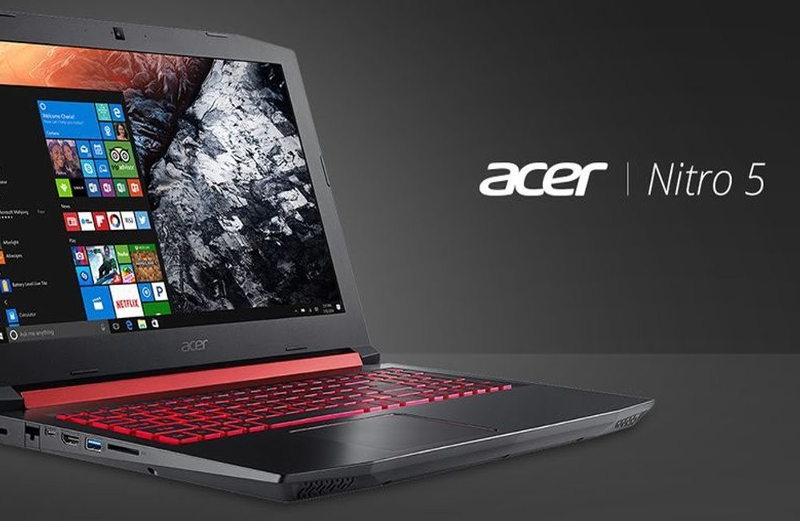 Acer Nitro 5 – ARTICLE DE PRESENTATION –