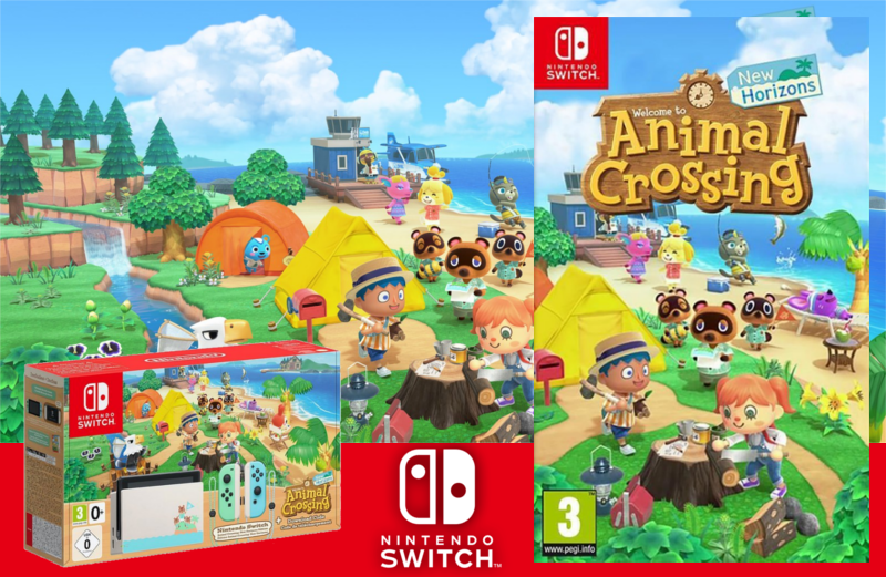 Animal Crossing – ARTICLE DE PRESENTATION –
