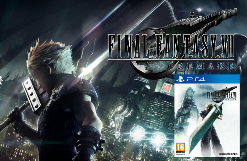 Final Fantasy 7 Remake – ARTICLE DE PRESENTATION –