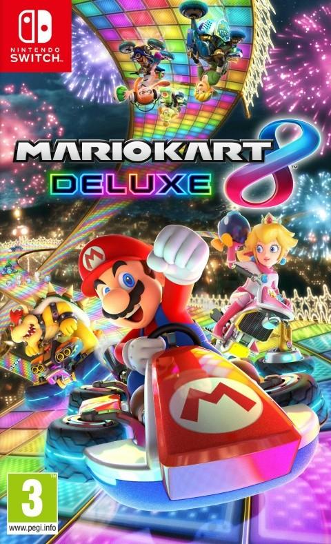 Mario Kart 8 Deluxe – Nintendo Switch OCCASION