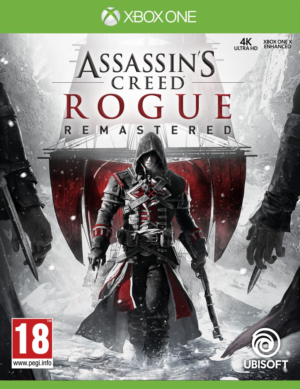 Assassin's Creed Rogue Remastered – XBOX ONE – OCCASION