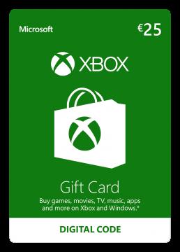 Carte Recharge XBOX Live 25€ – Commande en ligne