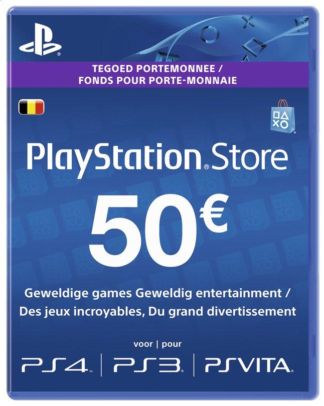 Carte Recharge Sony PSN 50€ – Commande en ligne