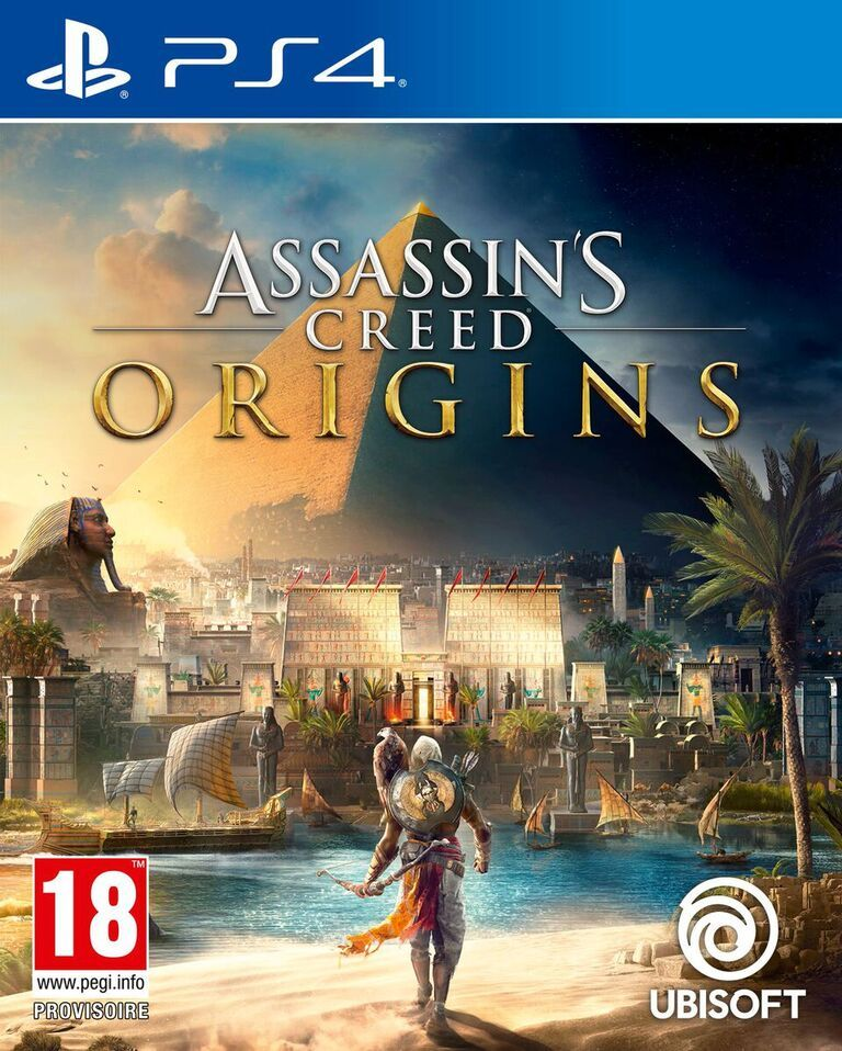 Assassin's Creed Origins – PS4 – Occasion