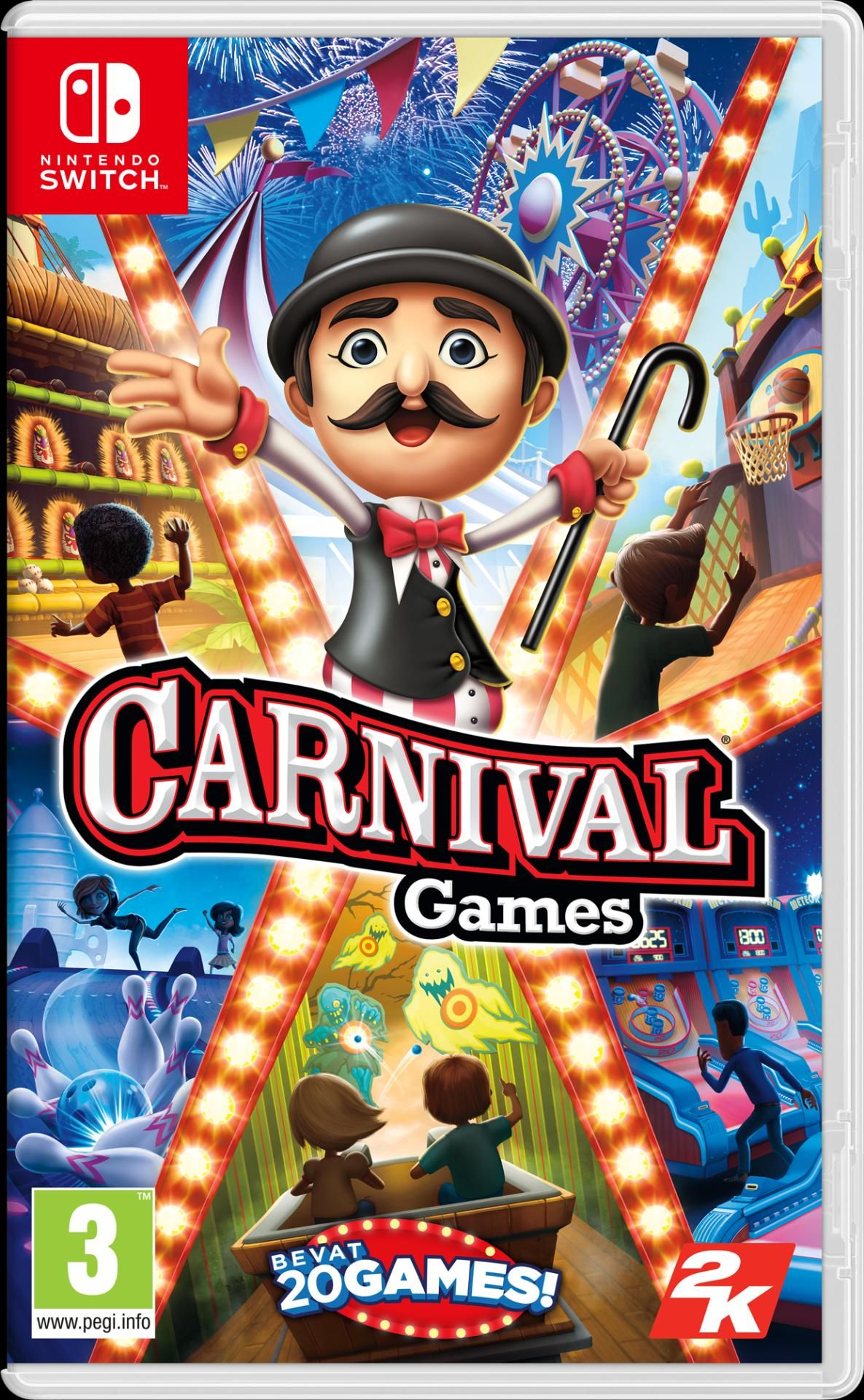 Carnival – Nintendo Switch – OCCASION