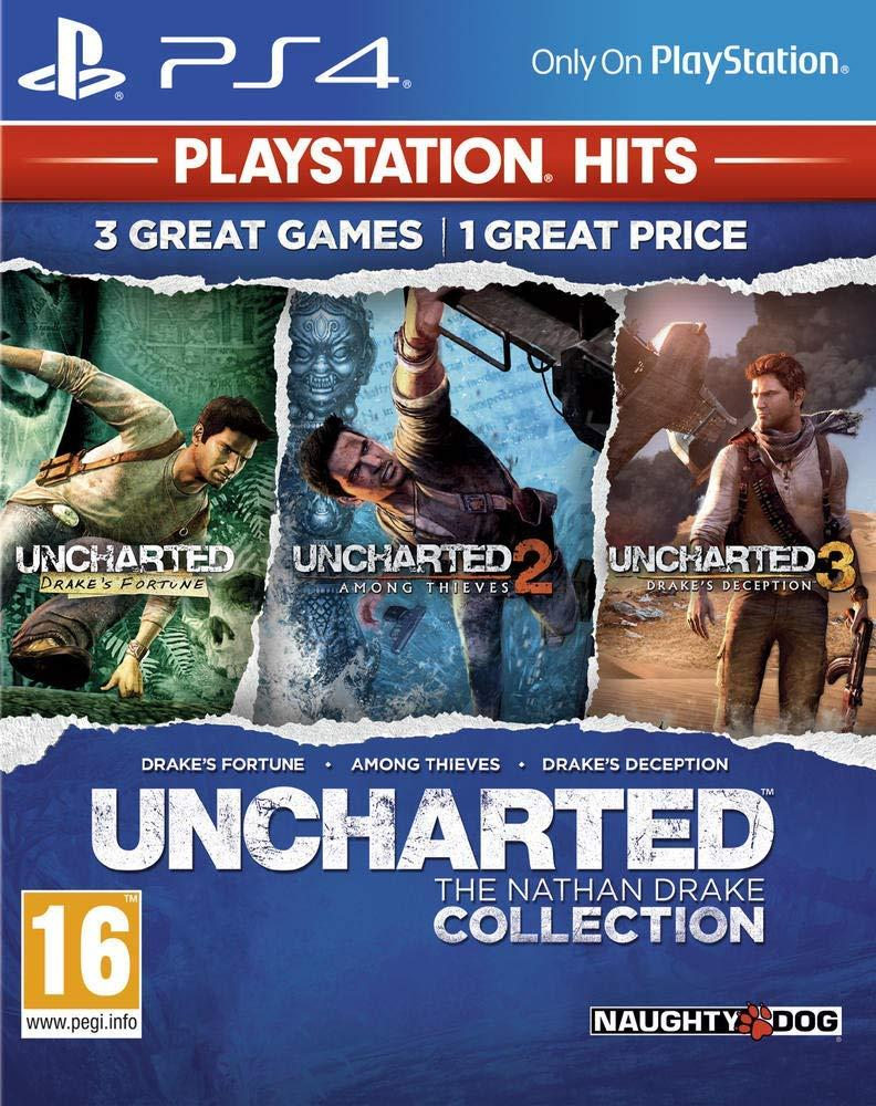 Uncharted Nathan Drake Collection (PS4 Only) HITS – PS4 – OCCASION