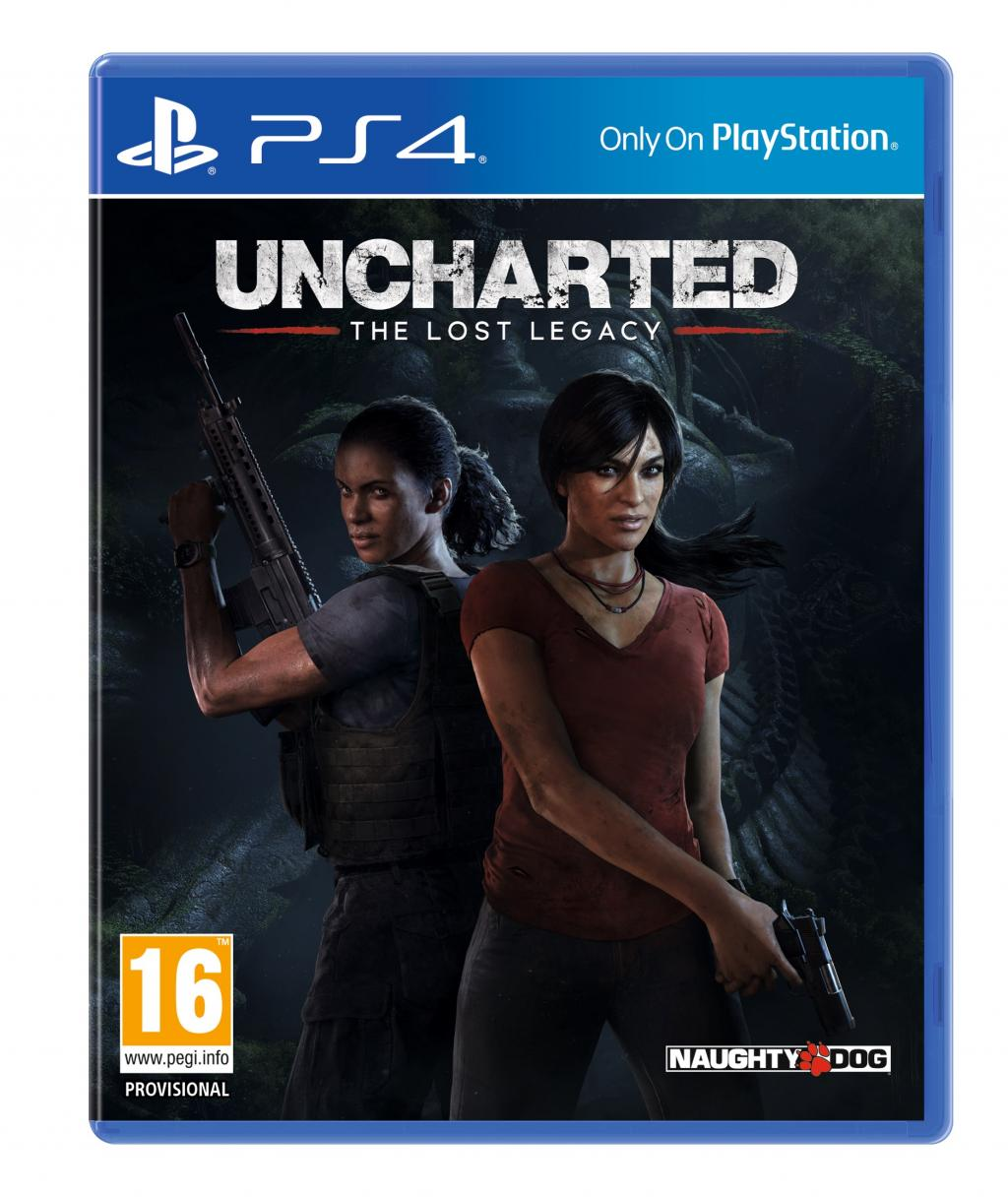 Uncharted : The Lost Legacy (PS4 Only) – OCCASION