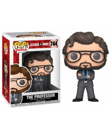 Funko POP! La Casa de Papel – The Professor N° 744