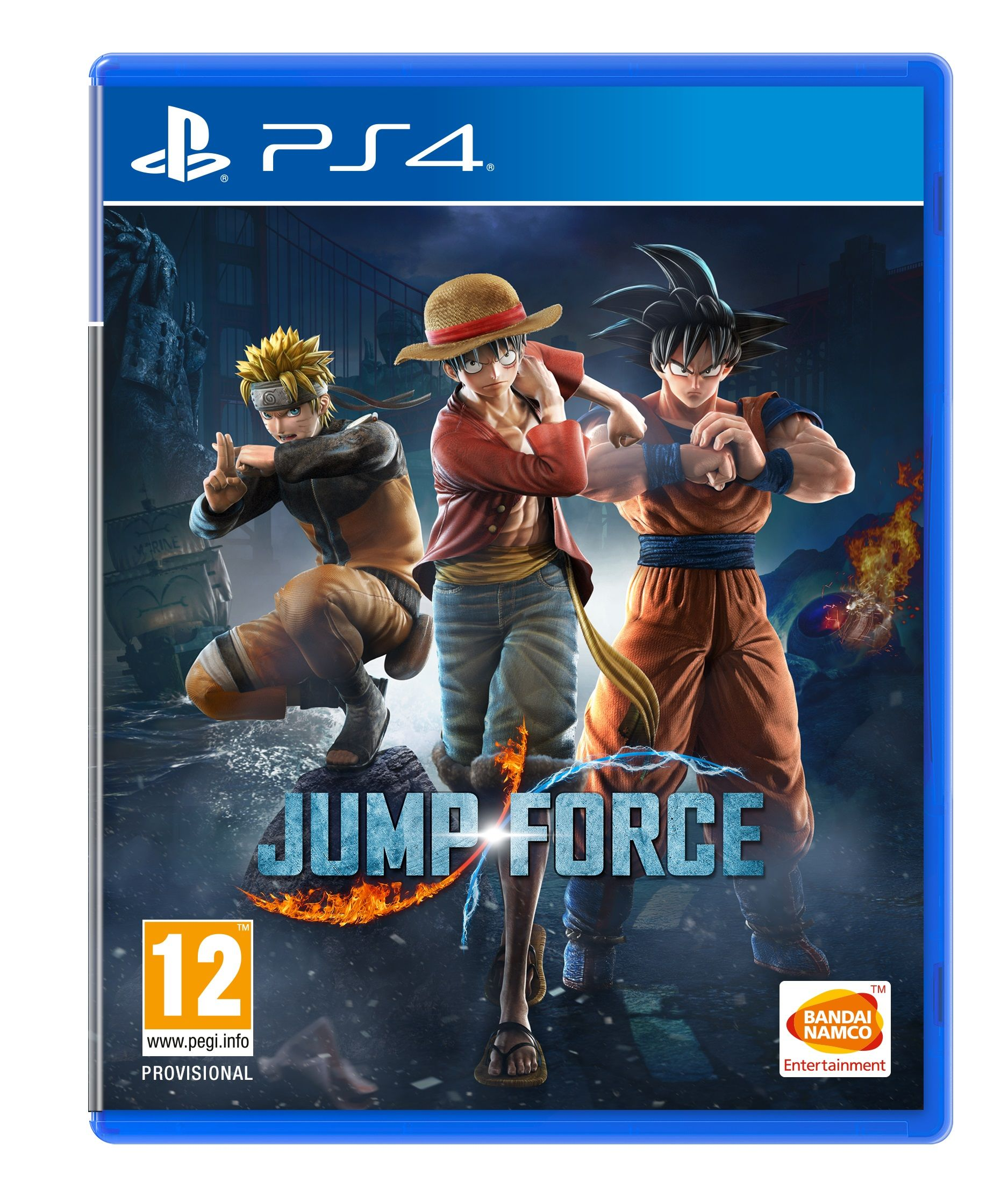 Jump Force – PS4 – OCCASION