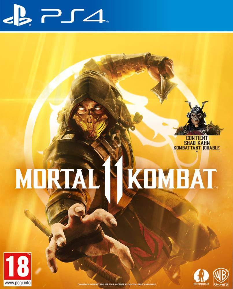 Mortal Kombat 11 – PS4 – OCCASION