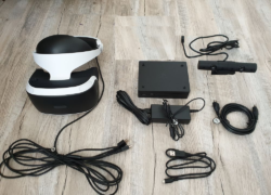 Kit PSVR + Camera Playstation PS4  – OCCASION – SANS HEADPHONE