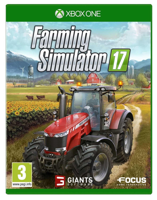 Farming Simulator 17 – xboxone – OCCASION