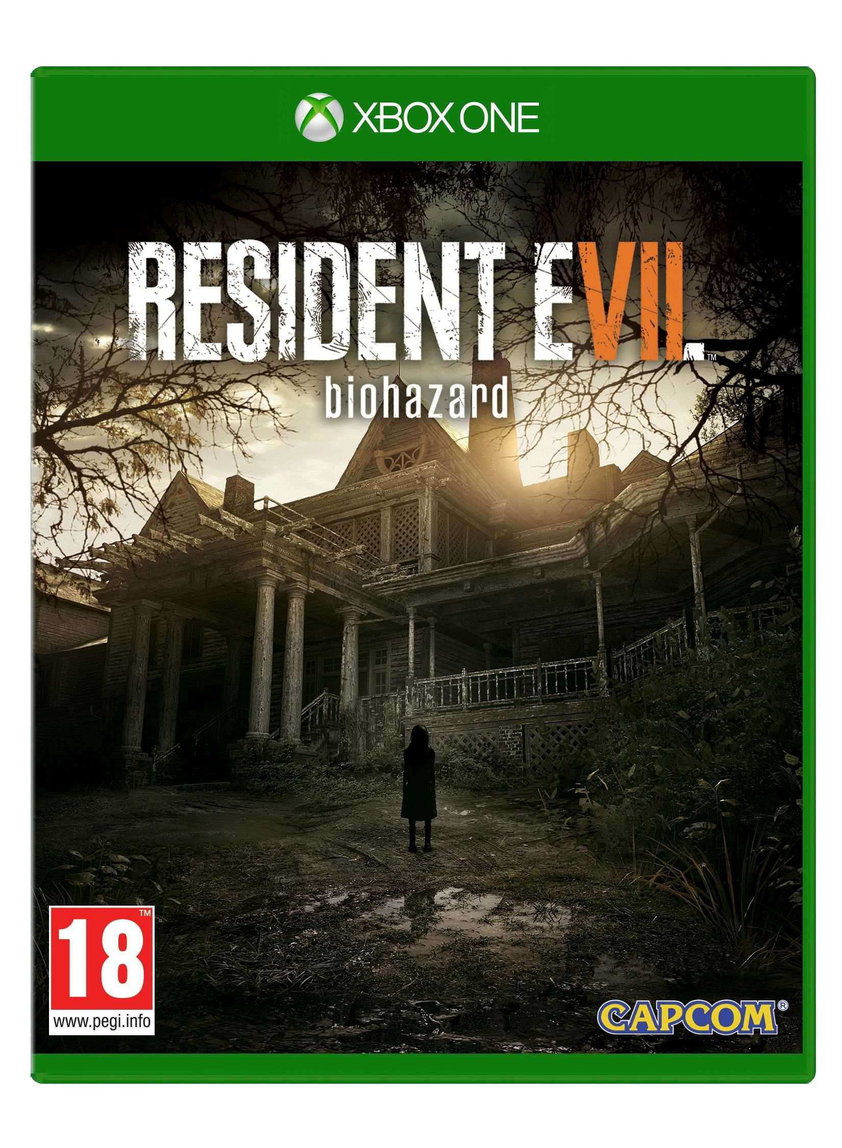 Resident Evil VII – Xbox One – OCCASION