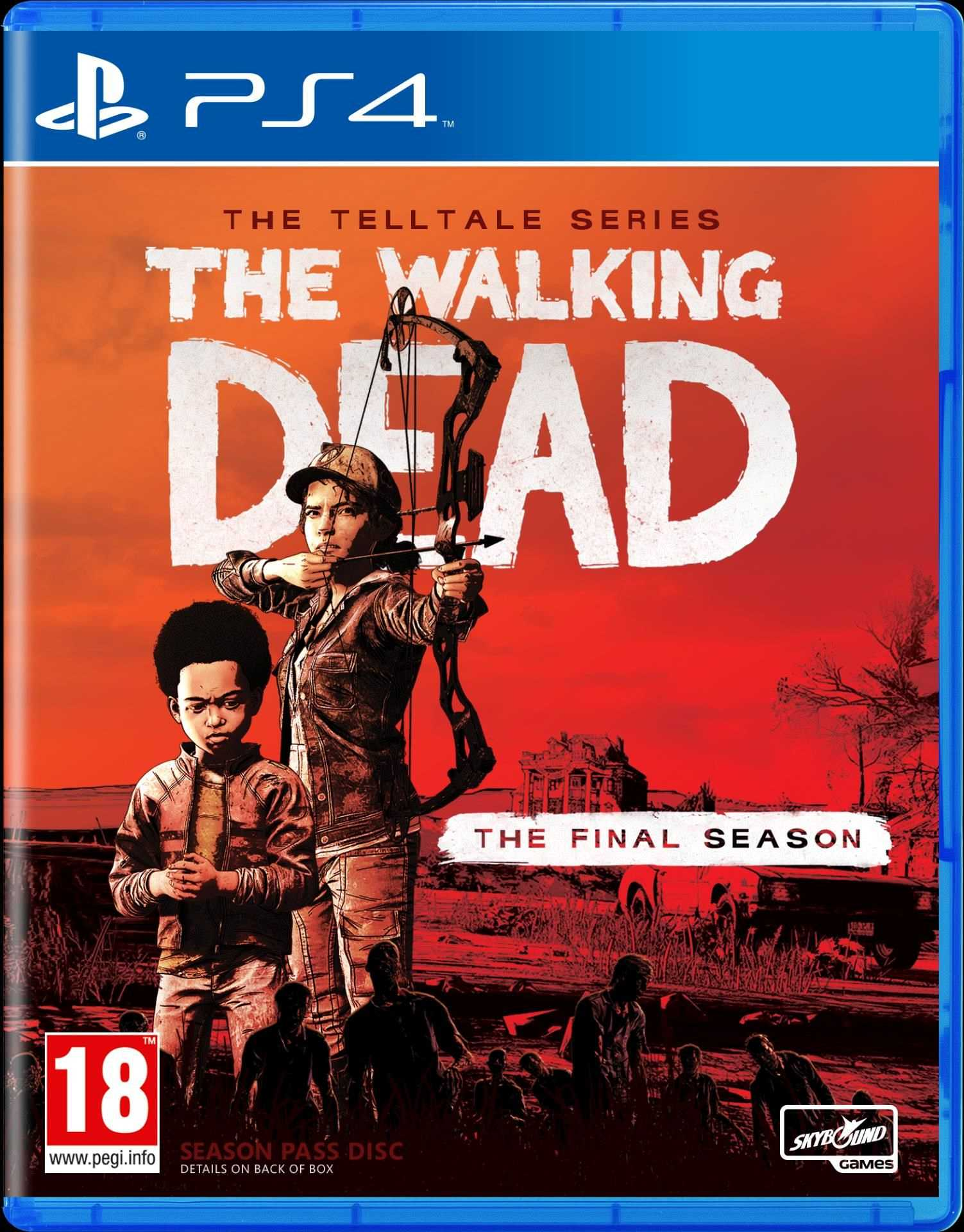 THE WALKING DEAD THE FINAL SEASON – PS4 – OCCASION