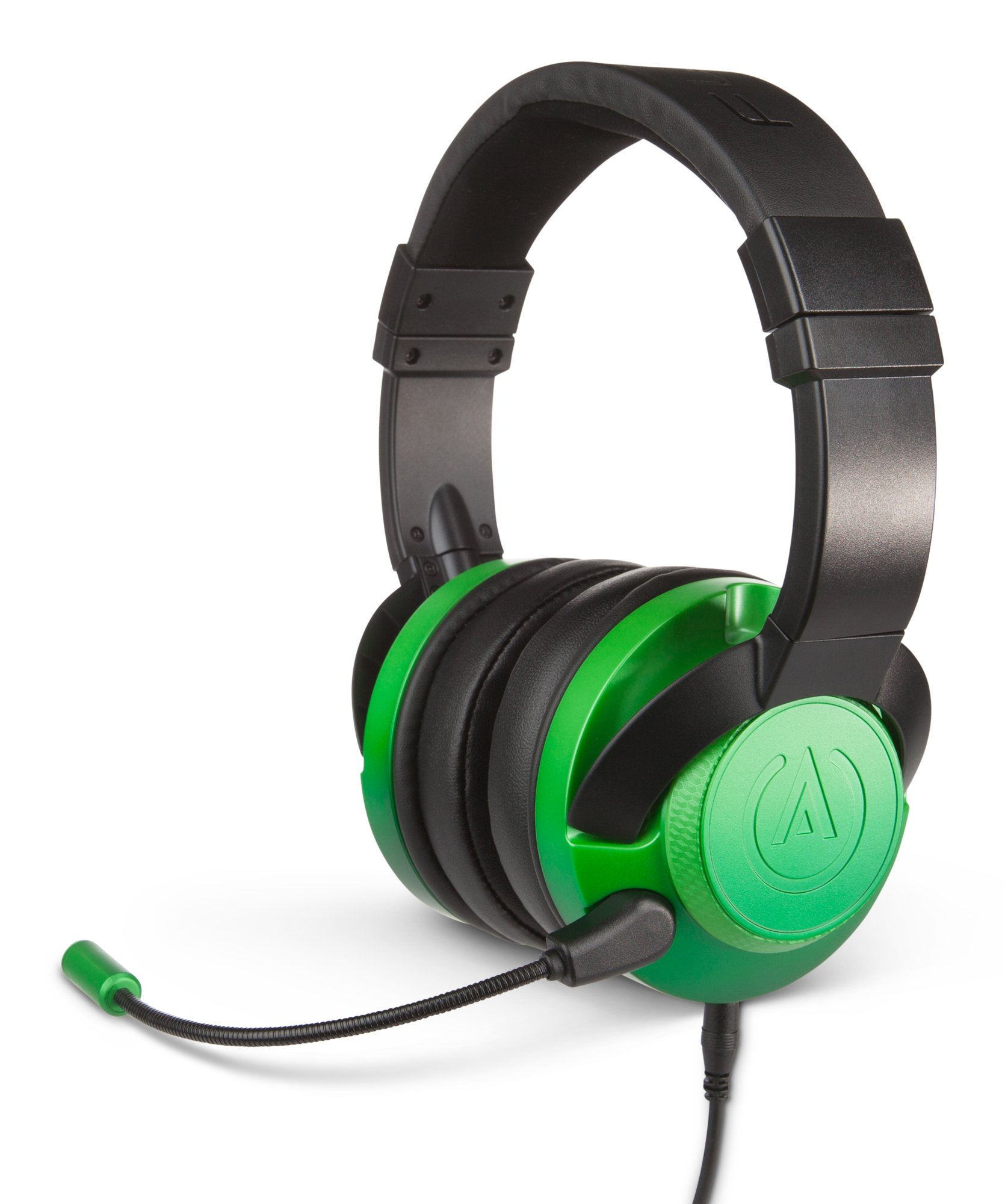 POWER A – Fusion Wired Gaming Headset Emerald VERT (PS4/XBONE/PC/MOBILE)