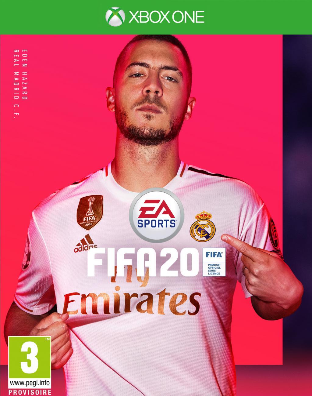 Fifa 20 – XBOX ONE OCCASION