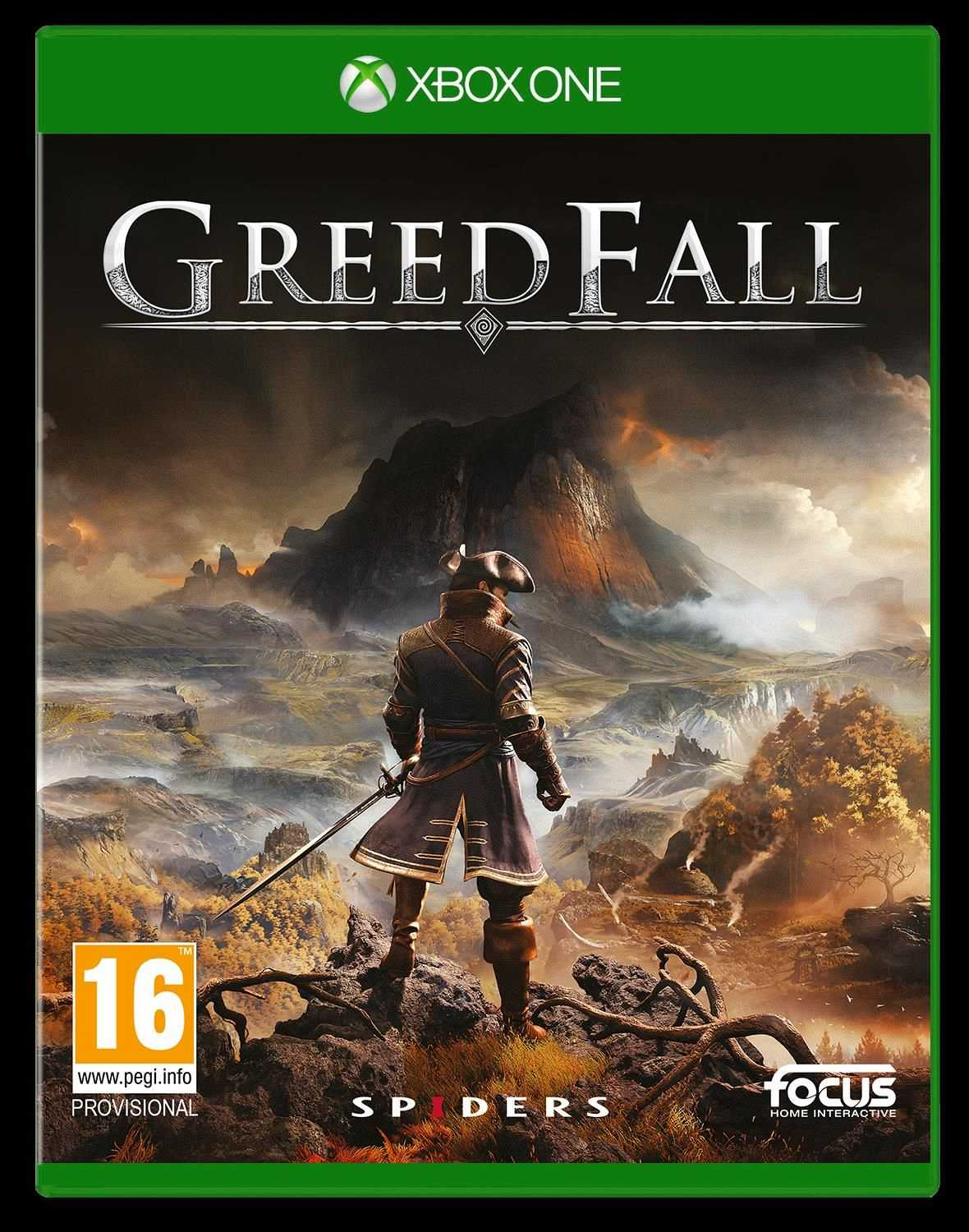 GreedFall – Xbox One – OCCASION