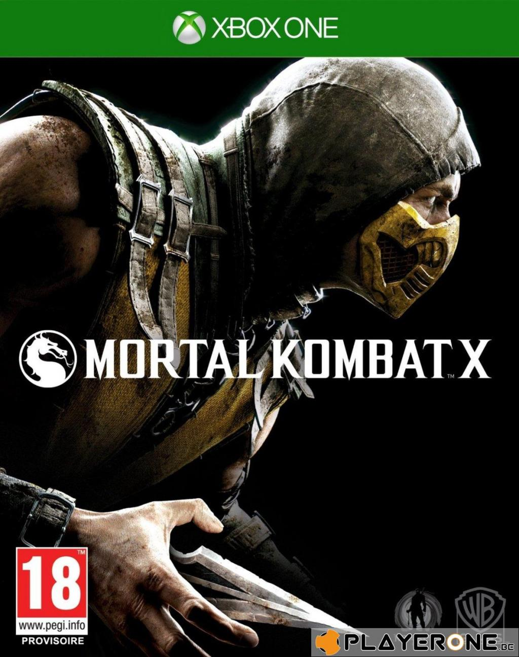 MORTAL KOMBAT X – Xbox One – OCCASION