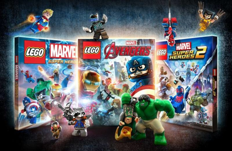 Lego Marvel Collection – ARTICLE DE PRESENTATION –