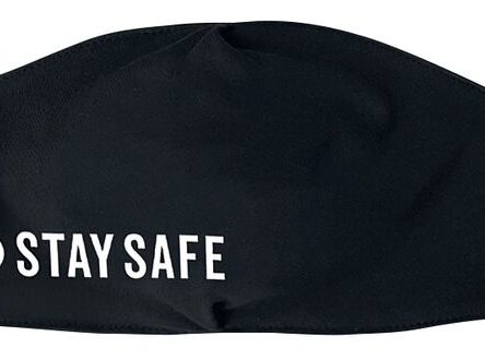 COVID 19 – Masque Tissu lavable 60° – Stay Safe