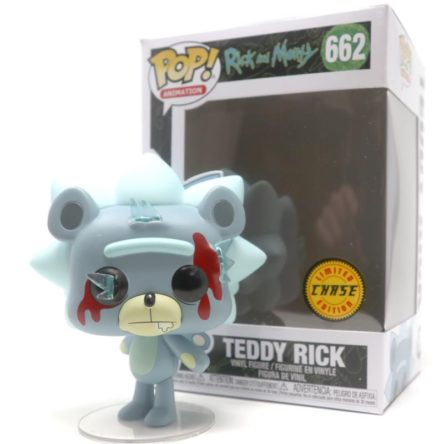 POP! Rick & Morty – Teddy Rick Chase N°662