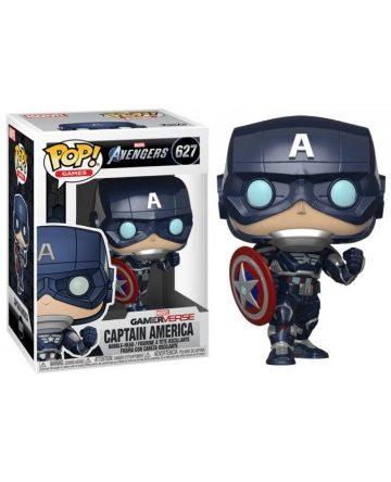 POP! Marvel Avengers N°627 – Captain America GamerVerse