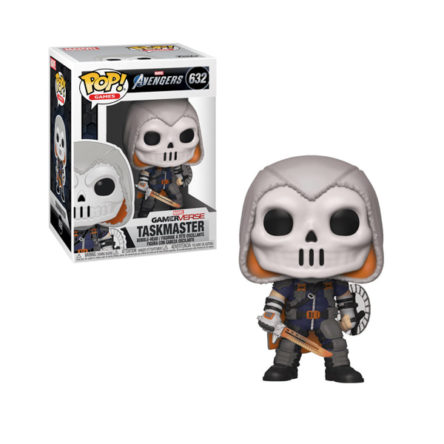 POP! Marvel Avengers N°632 – Taskmaster GamerVerse