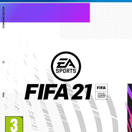 PRECOMMANDE FIFA 21 – PS4 – Sortie 9/10/2010