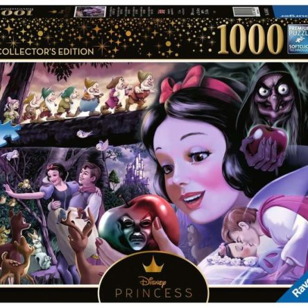 DISNEY PRINCESS – Puzzle Collector's Edition 1000P – Blanche Neige