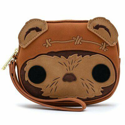 STAR WARS – Wicket Head – Mini-Sacoche 'LoungeFly'