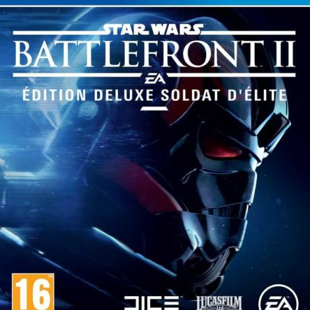 Star Wars Battlefront II Edition Deluxe Soldat d'Elite – PS4 – Occasion