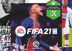 PRECOMMANDE FIFA 21 – XBOX ONE – Sortie 9/10/2010