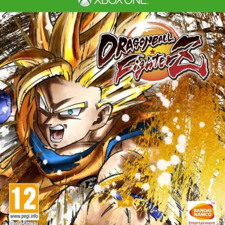 Dragon Ball Fighter Z – xboxone – OCCASION