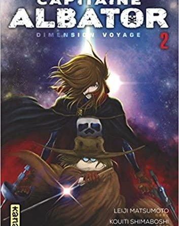 MANGA – CAPITAINE ALBATOR DIMENSION VOYAGE – Tome 2