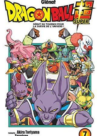 MANGA – Dragon Ball Super – Tome 7