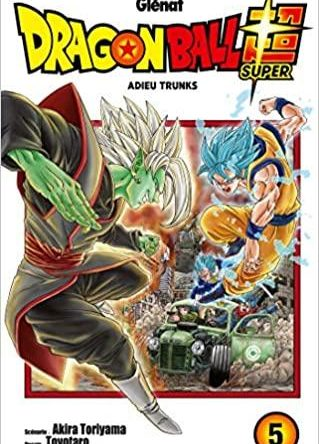 MANGA – Dragon Ball Super – Tome 5