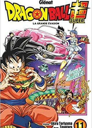 MANGA – Dragon Ball Super – Tome 11