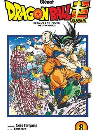 MANGA – Dragon Ball Super – Tome 8