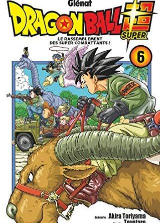 MANGA – Dragon Ball Super – Tome 6