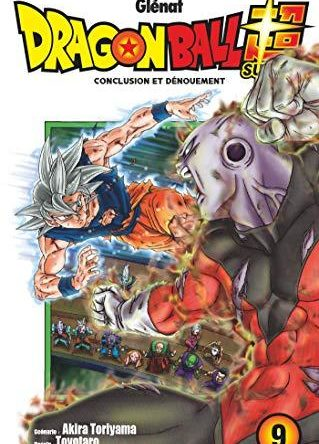 MANGA – Dragon Ball Super – Tome 9