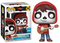POP! Disney COCO – MIGUEL WITH GUITAR  – n°741 LIMITED EDITION WONDROUS CONVENTION 2020
