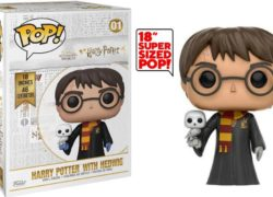 POP! HARRY POTTER – Pop Super Sized N° 01 – Harry Potter – 48cm