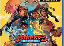 Streets of Rage 4 (Artbook et Porte-Clef inclus) – PS4