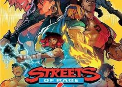 Streets of Rage 4 (Artbook et Porte-Clef inclus) – Nintendo Switch