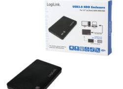 Logilink HDD Enclosure 2″1/2 USB 3.0