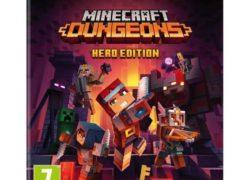 Minecraft Dungeons Hero Edition – PS4