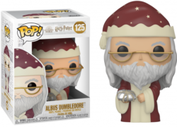 POP! HARRY POTTER N° 125 – HOLIDAY ALBUS DUMBLEDORE