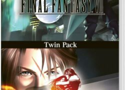 Final Fantasy VII & VIII Twin Pack – Nintendo Switch