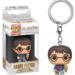 POP! Funko Pocket Pop! Keychain Harry Potter – Holiday Harry Potter