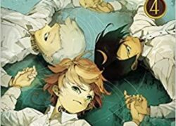 MANGA – THE PROMISED NEVERLAND – Tome 4